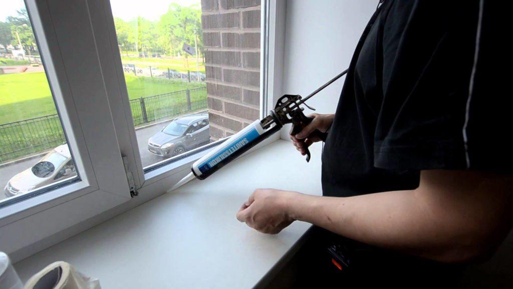 Как сделать пластиковые окна самим
